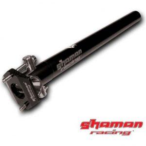 Shaman racing nyeregszár 31_6 fekete