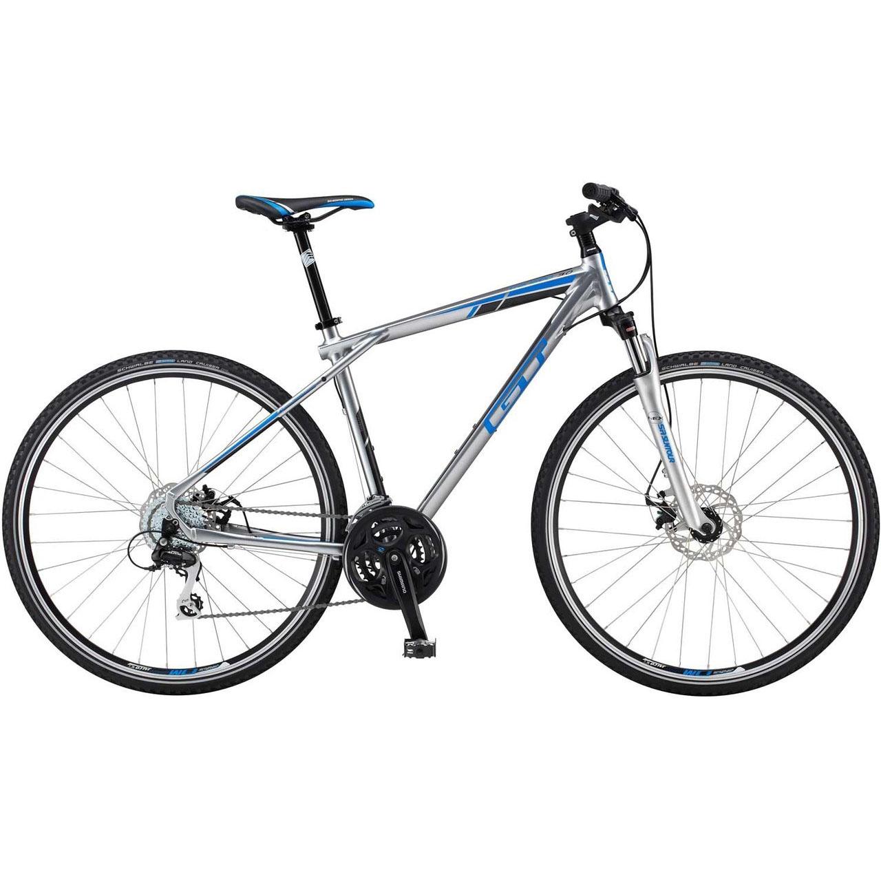 gt transeo 3_0 tárcsafék kerékpár 2014