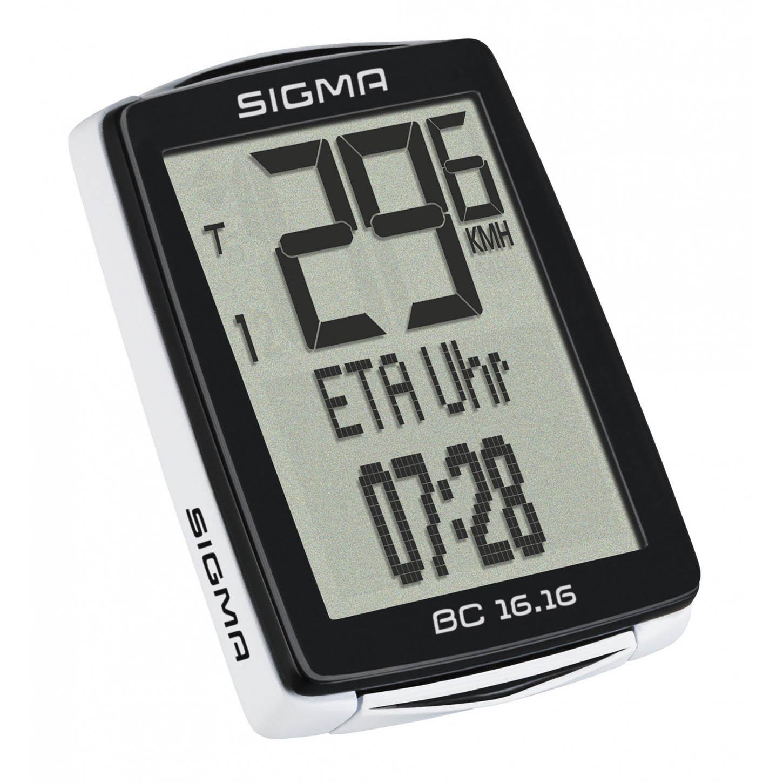 sigma bc 14_16 kerékpár computer drotos