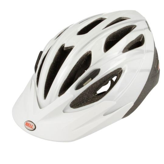 Bell Presidio in mold kerékpáros sisak fehér