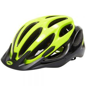 Bell Traverse in mold kerékpáros sisak zöld