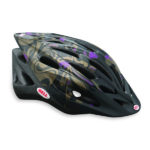 Bell Vela in mold kerékpáros sisak fekete
