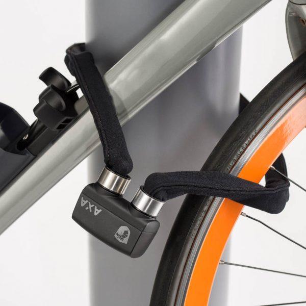 axa kerékpárzár hajtogatható 3