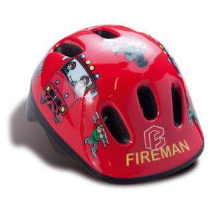 bikefun-ducky-gyermek-sisak-piros