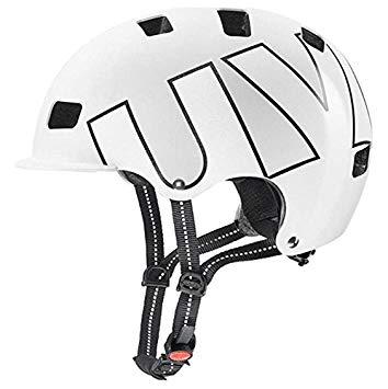 Uvex-Helmet-5-PRO szürke street sisak