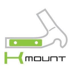 kitámasztó k-mount