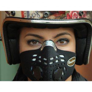 respro techno maszk fekete_
