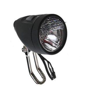 x-light xc-977 ledes dinamós első lámpa állófénnyel