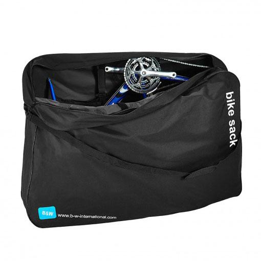 B&W kerékpár szállító zsák