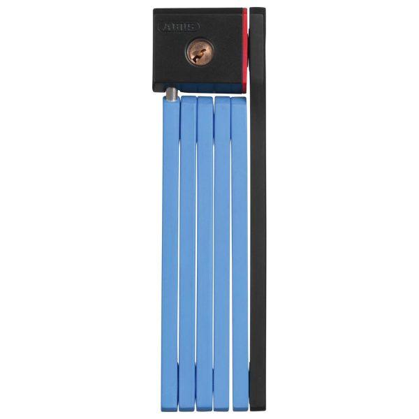 abus bordo 5700 hajtogatható zár kék