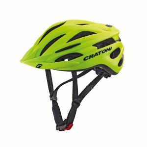 Cratoni pacer kerékpáros bukósisak zöld