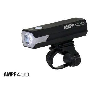 cateye ampp-400-első lámpa usb lion akkumlátor