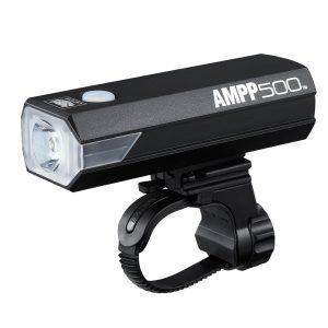 cateye ampp-500-első lámpa usb lion akkumlátor
