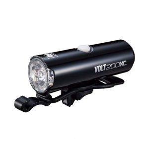 cateye volt 200 xc-akkumlátoros első lámpa usb