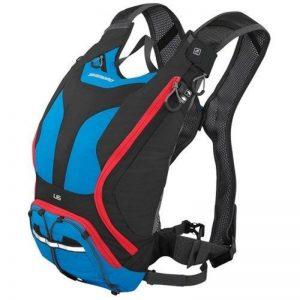 shimano unzen 6 liter kék kerékpáros hátizsák
