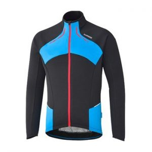 Shimano thermal winter jersey kerékpáros téli kabát