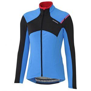 Shimano w's thermal winter jersey kerékpáros női téli kabát