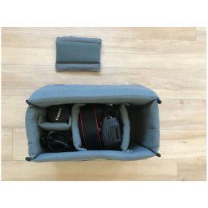 Vaude bag photo insert fotós betét táskába