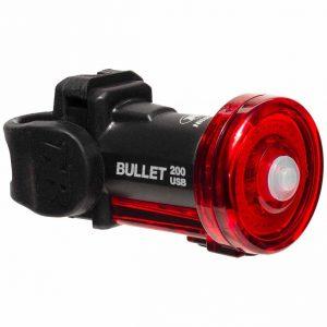 Nite Rider Bullet 200 kerékpár hátsó lámpa usb